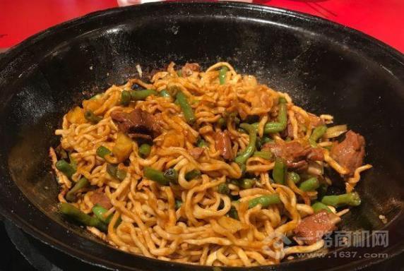 铁锅一居中菜馆加盟