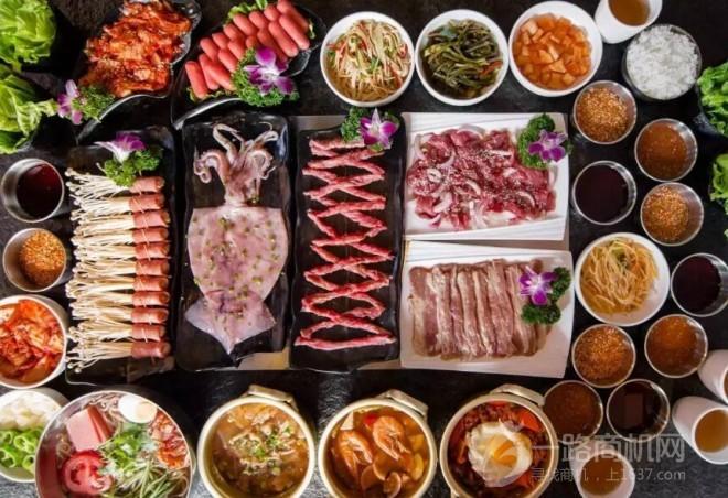 韓時烤肉加盟