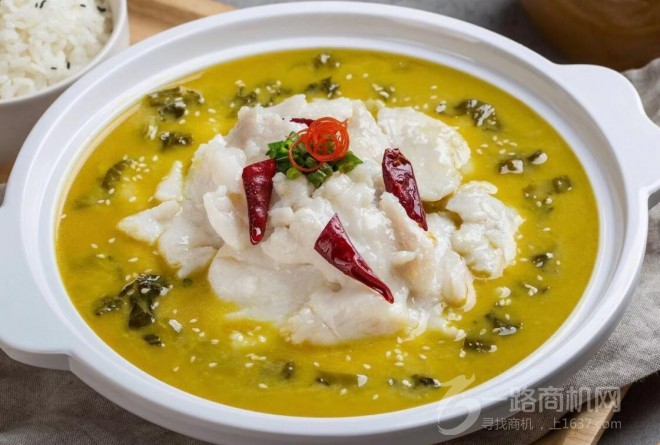 唐記同福酸菜魚加盟