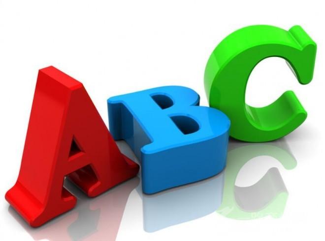 abc英語