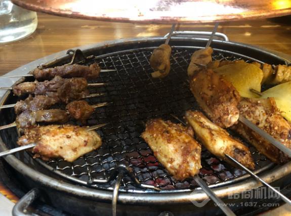 忠義堂水滸烤肉