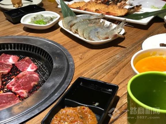 鶴一烤肉主題餐廳加盟