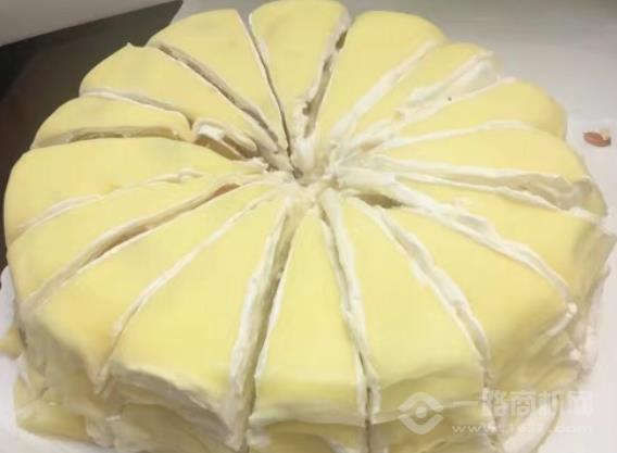 7cake榴莲千层蛋糕