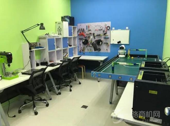 阿童木機器人教育加盟