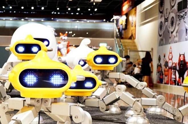 百星机器人加盟