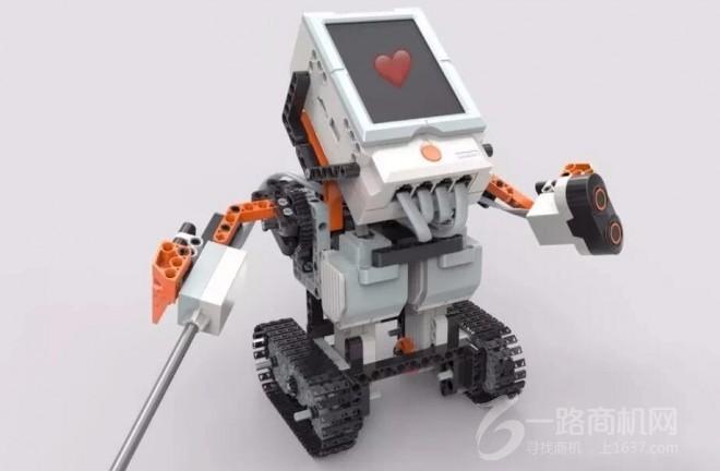 新創客機器人加盟