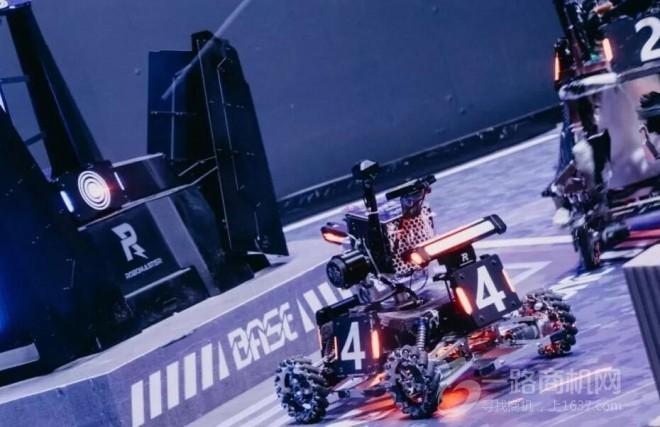 百星机器人