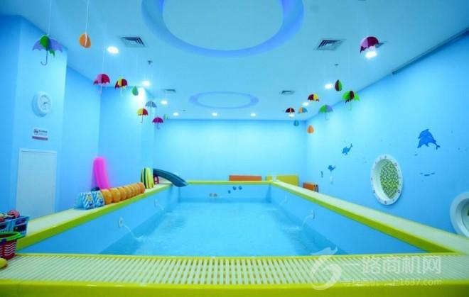 泡泡精灵婴儿游泳馆加盟