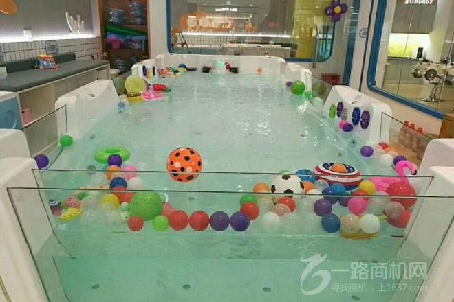 金寶貝嬰兒游泳館加盟