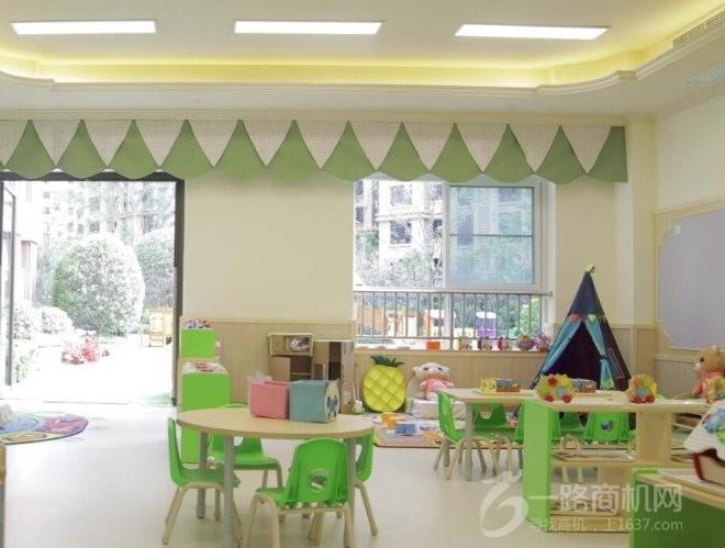 青苗薈幼兒園加盟