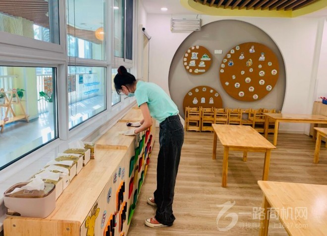 中國科學院幼兒園加盟