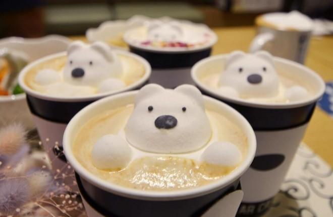 北極熊奶茶加盟