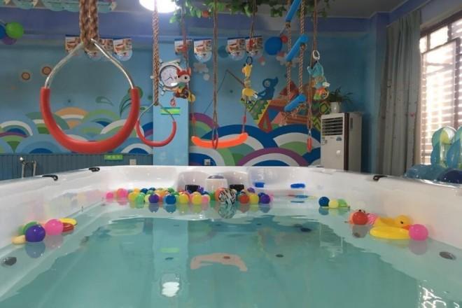 爱儿乐婴儿游泳馆加盟