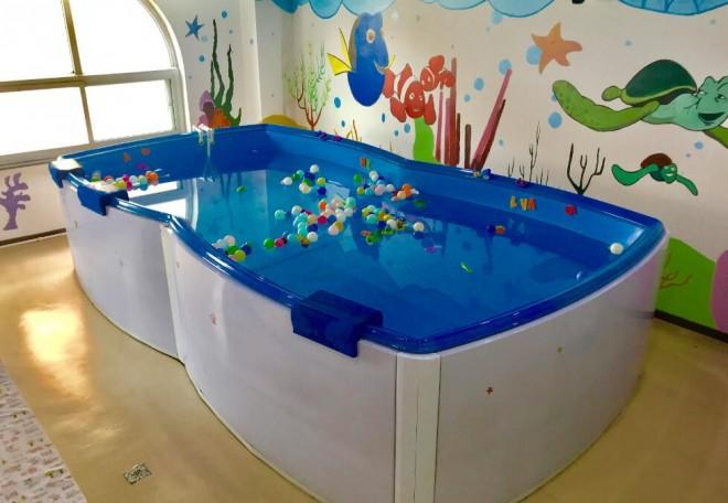 馬博士嬰兒游泳館加盟