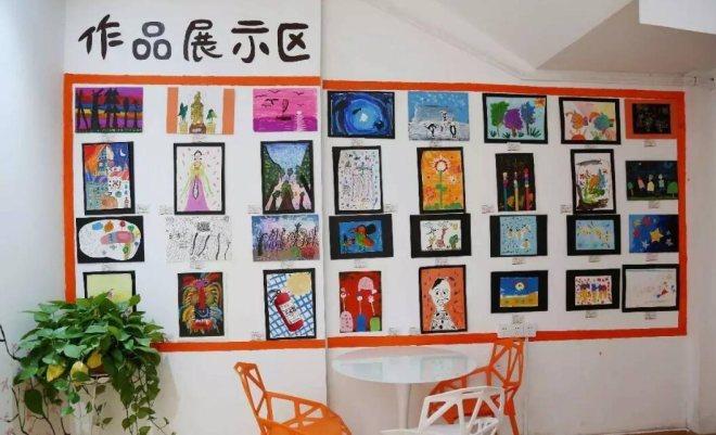 苗畫美術教育加盟