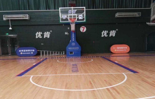 优肯篮球加盟