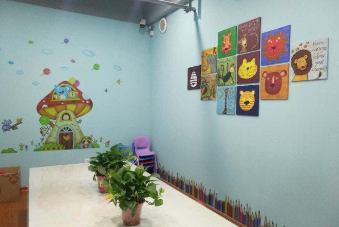艺术+少儿艺术教育加盟